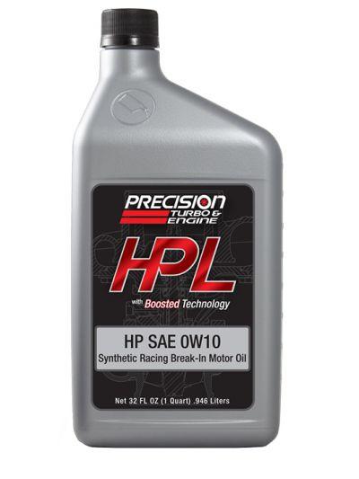 HPL 0W10 Break-In Racing Oil (Quart)