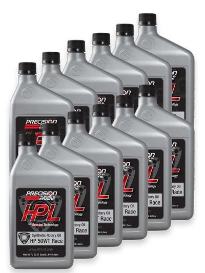 HPL Rotary Oil (Case -12 Quarts)