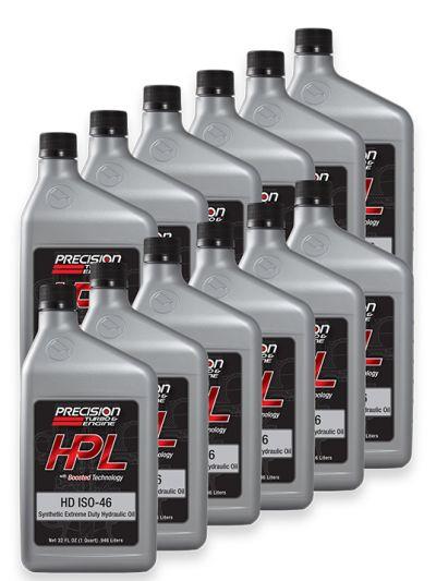 HPL Hydraulic Oil (Case -12 Quarts)