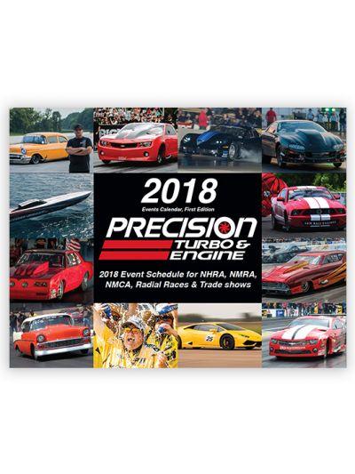 2018 PTE Calendar