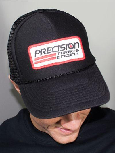 PTE Trucker Hat (Black)