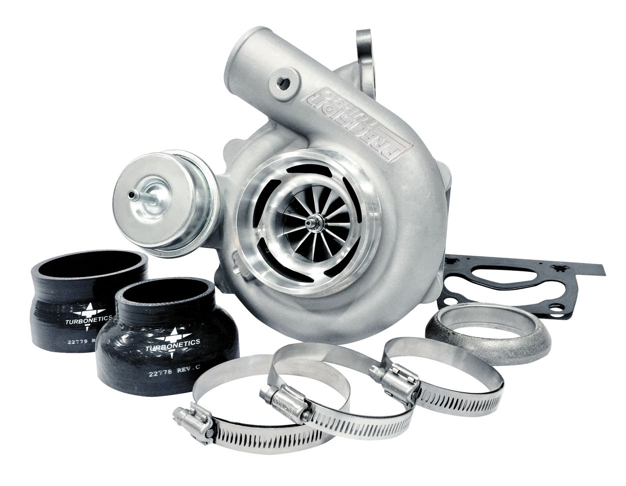 Upgrade 2.3L EcoBoost Ford Mustang Turbocharger