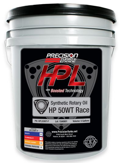 HPL Rotary Oil (Pail -5 Gallons)