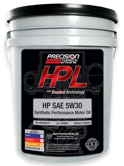 HPL Motor Oil (Pail -5 Gallons)