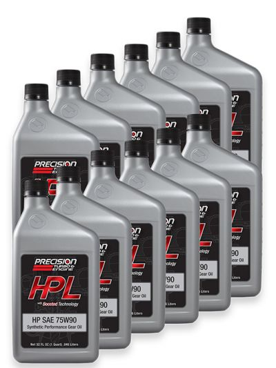 HPL Gear Oil (Case -12 Quarts)