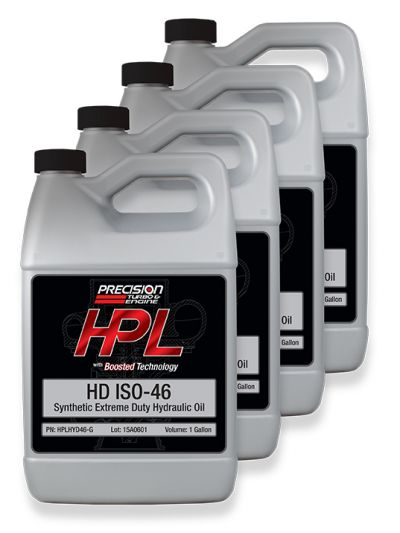 HPL Hydraulic Oil (Case -4 Gallons)
