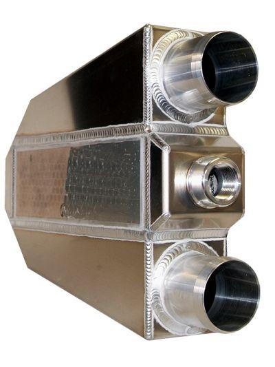 Liquid-to-Air Intercooler - PT1000