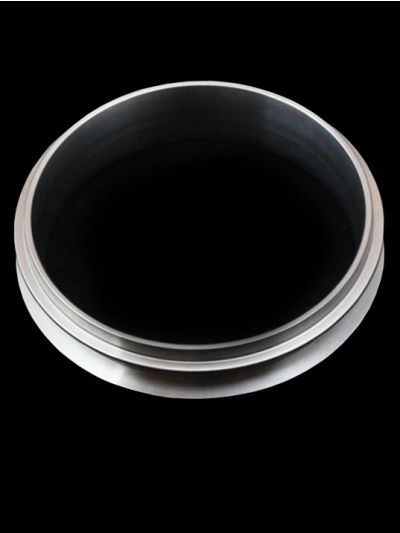 """T4 Turbine Discharge Flange - 3 5/8"""" (stainless steel)"""