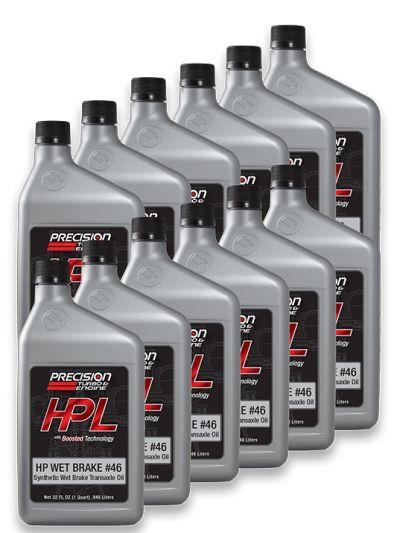 HPL Wet Brake Transaxle Oil (Case- 12 Quarts)