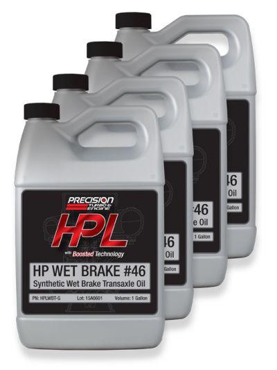 HPL Wet Brake Transaxle Oil (Case- 4 Gallons)